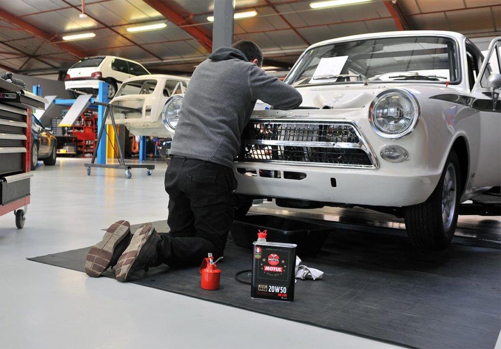 Garage des damiers - garage automobile - entretien voiture - entretien mecanique auto