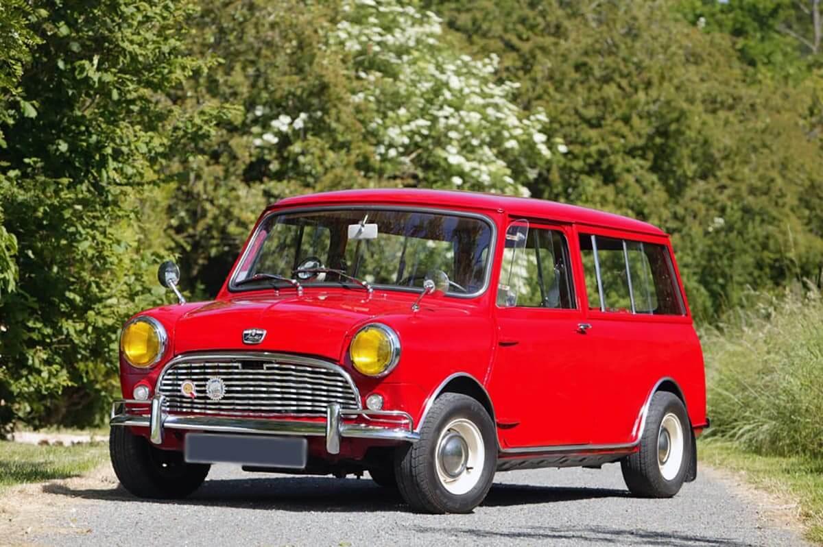 Restauration complète voiture de collection anglaise - Garage des Damiers Race Engineering