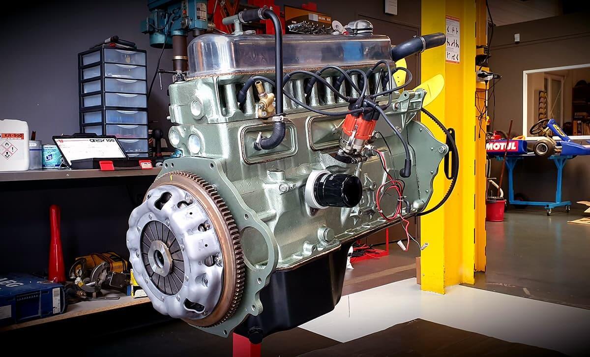 Garage des Damiers Race Engineering - Réfection et réparation moteur