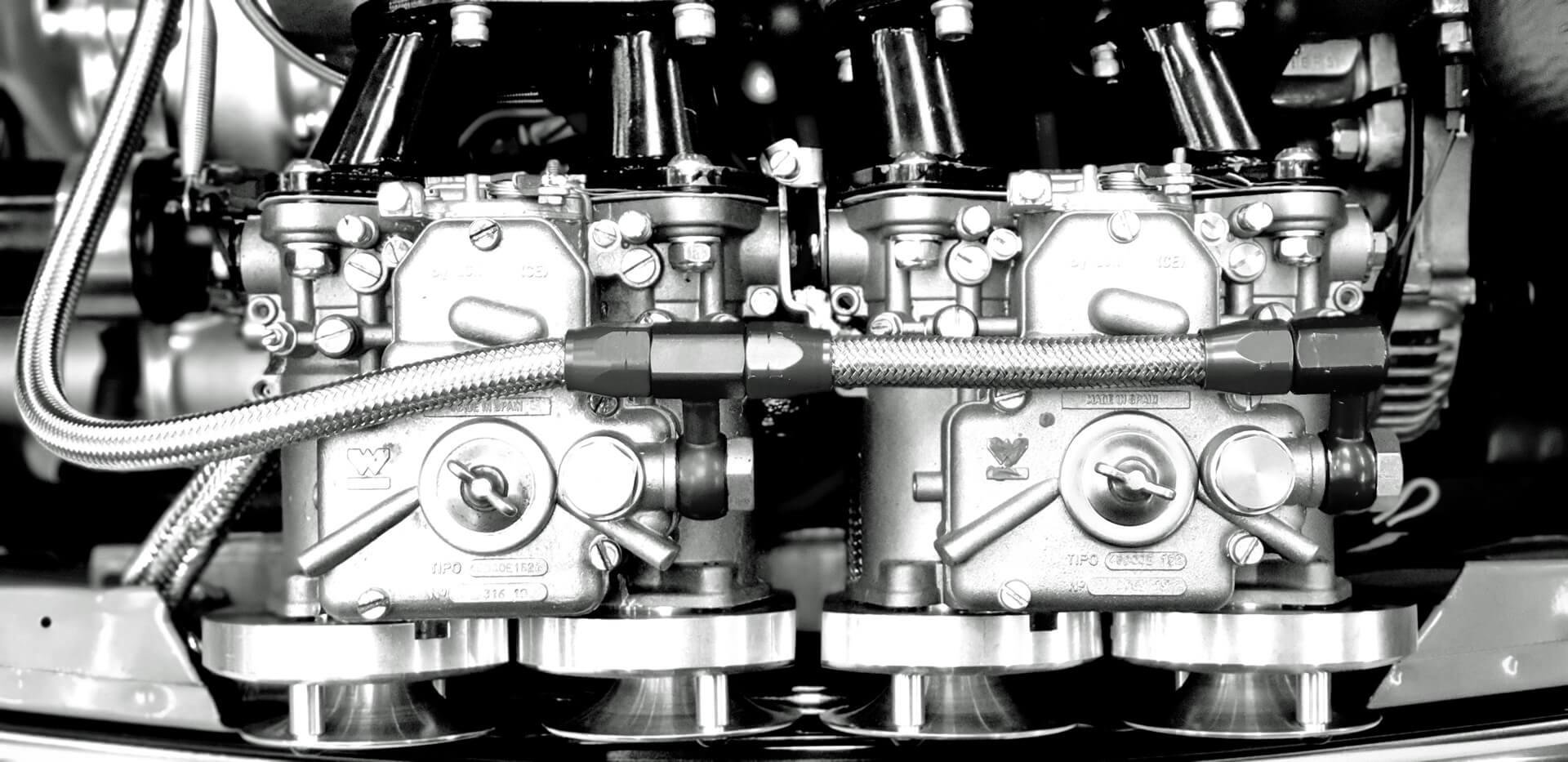Préparation moteur pour la compétition automobile