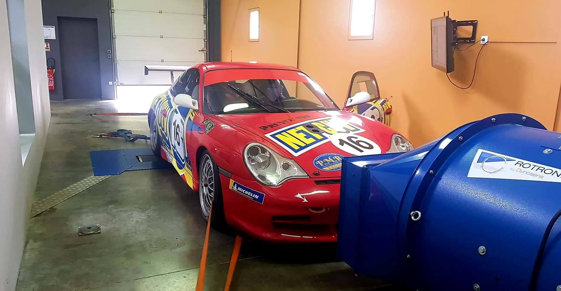 préparation moteur, le réglage ou le contrôle de votre voiture de course ou de collection