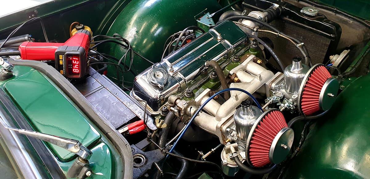 Garage des Damiers - Entretien de véhicule de collection de passionnés
