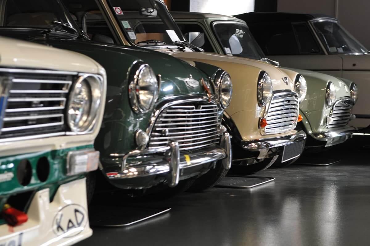 Gardiennage voiture de collection et voiture anglaise à Vernouillet (28)