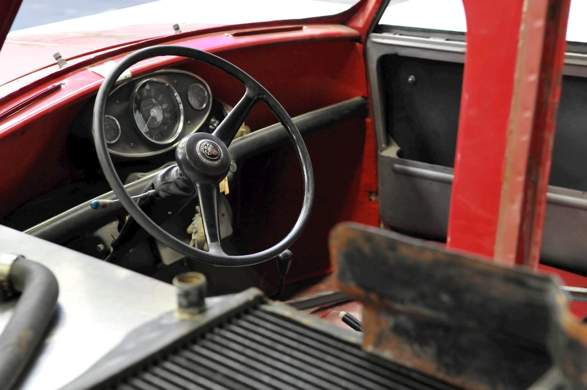 mini austin - mk1 - vintage cars - voiture ancienne