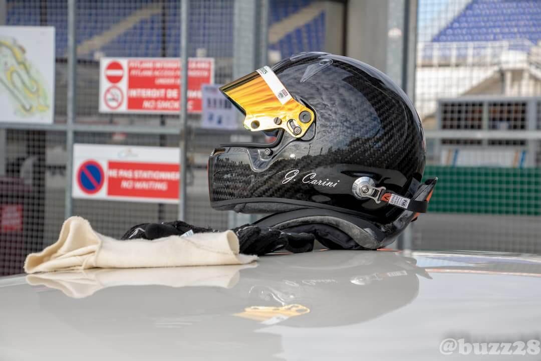 Le Garage des Damiers à l'Historic Tour - Le Mans 2018