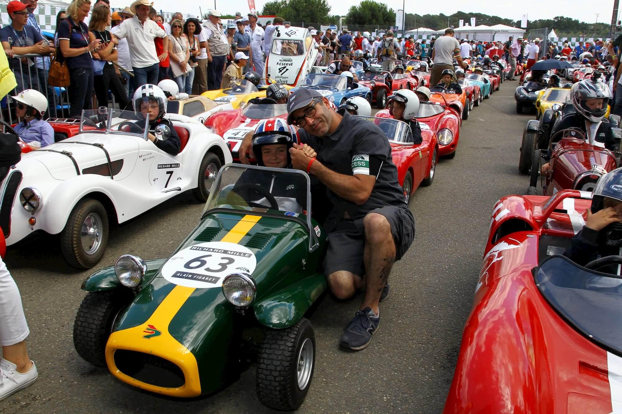 Le Mans Classic 2016 - Little big Mans - Peter Auto - car racing