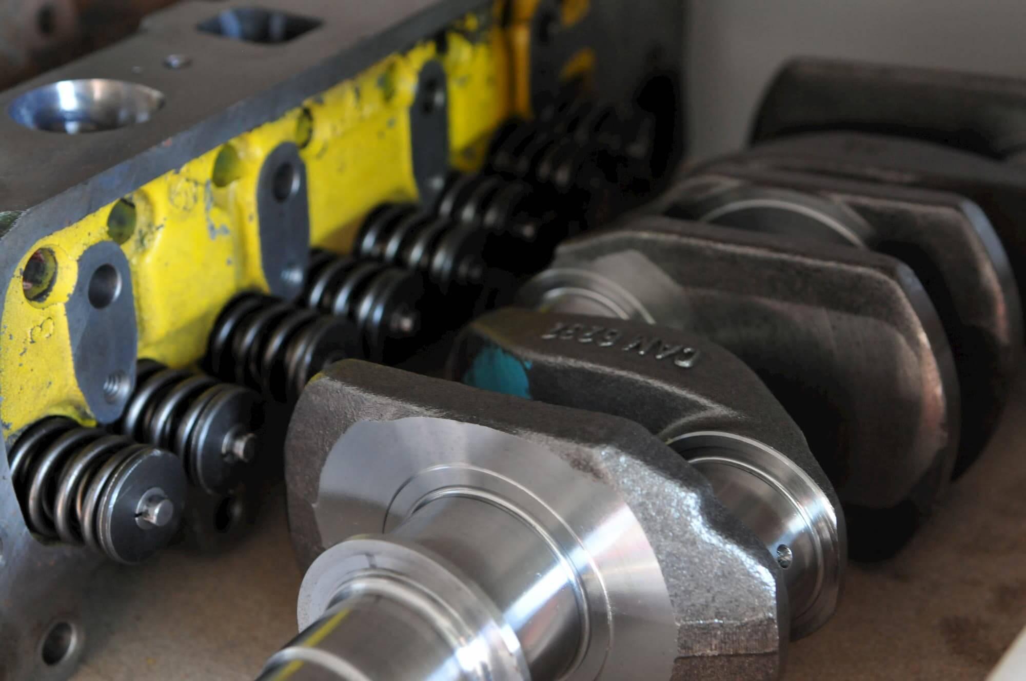 Garage des Damiers - Refection moteur car racing Mini Austin