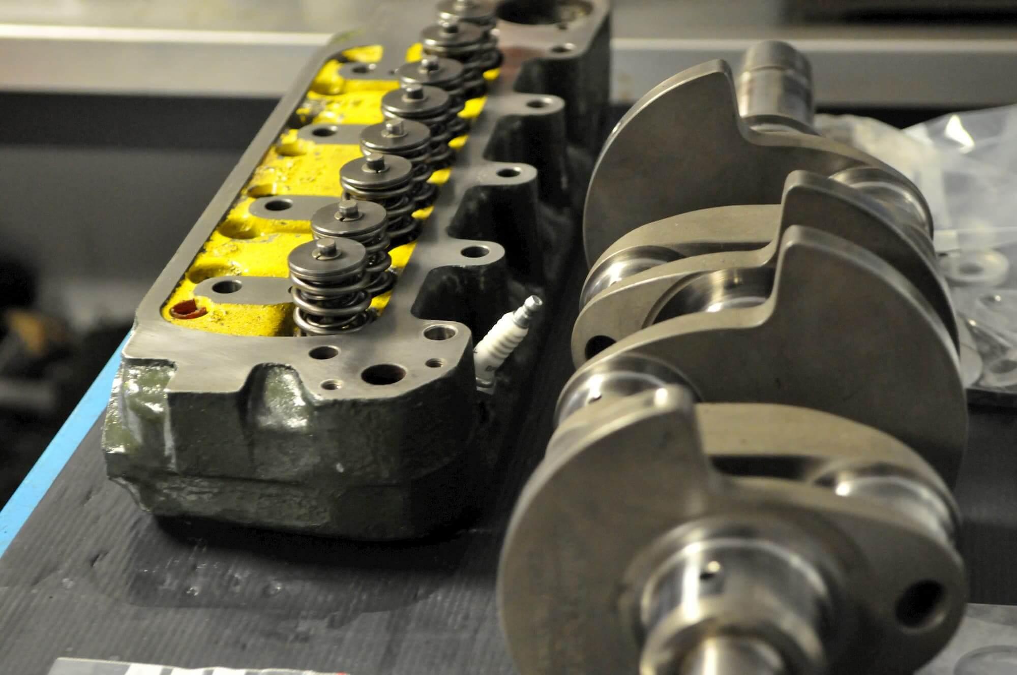 Réparation et préparation race engineering au Garage des Damiers à Dreux