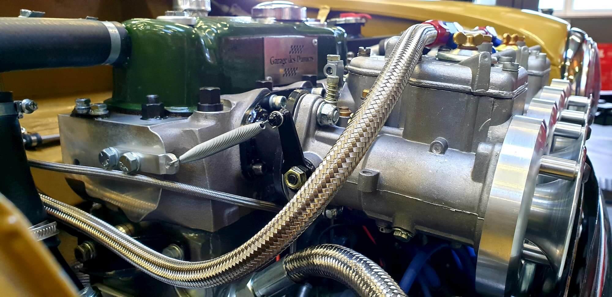Mini Austin Cooper 1293cc - British racing car born to win
