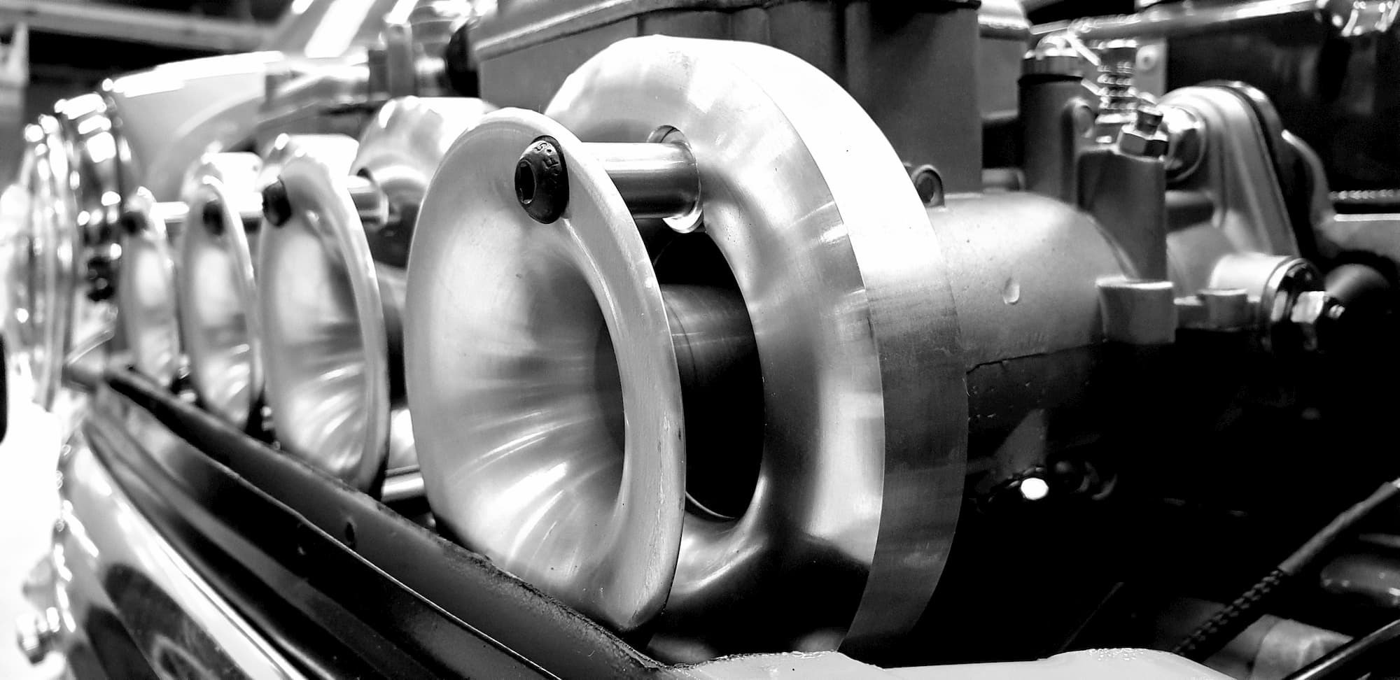 Culasse Arden de la Mini Austin MK2 - Arden Cylinder Head