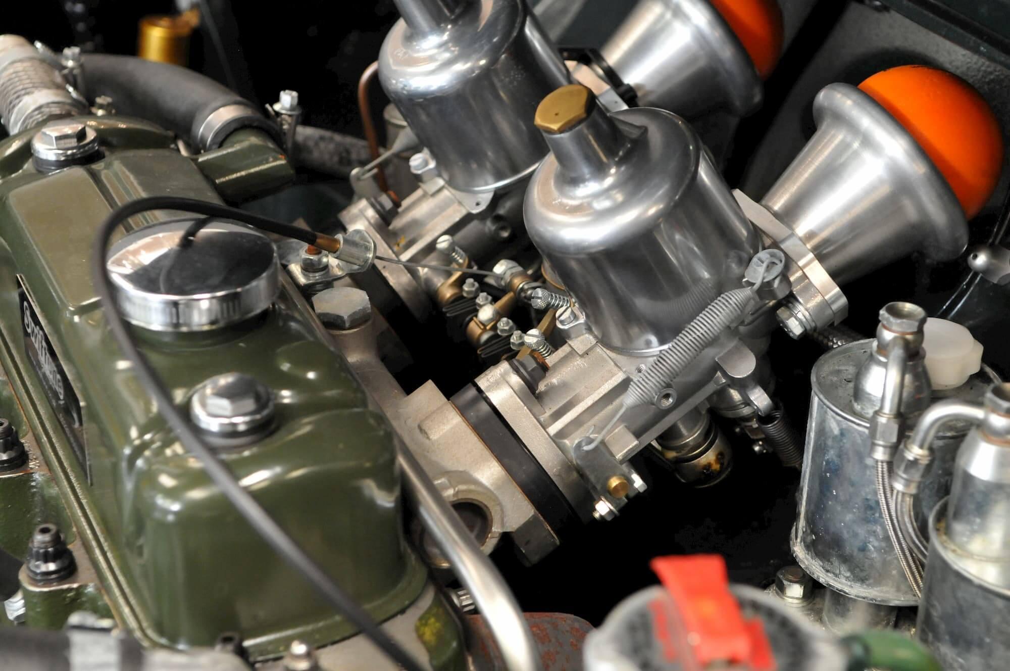 Moteur Mini Austin Cooper S - Masters Pré-66 Touring Cars - Dunlop Racing